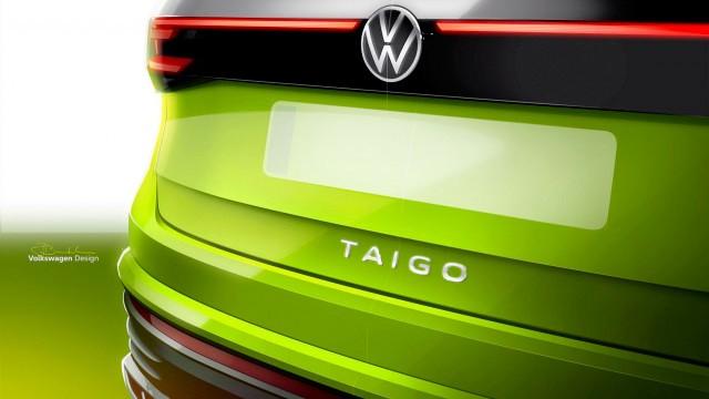 Volkswagen Taigo - Фото