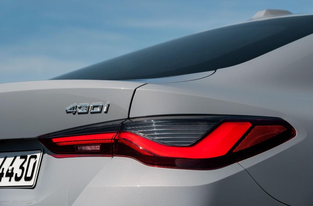 БМВ 4 серии гран купе 2021