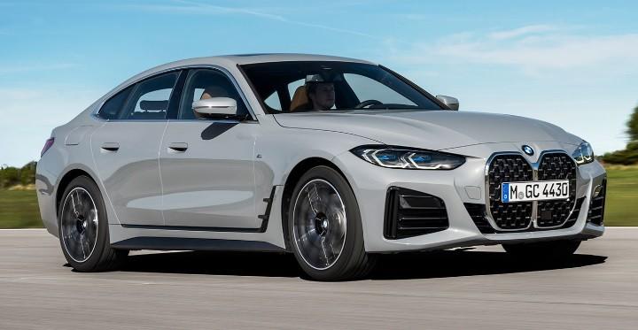 BMW 4-Series Gran Coupe 2021 фото
