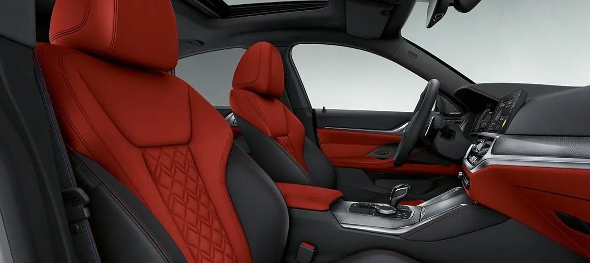 BMW 4-Series Gran Coupe 2021 года