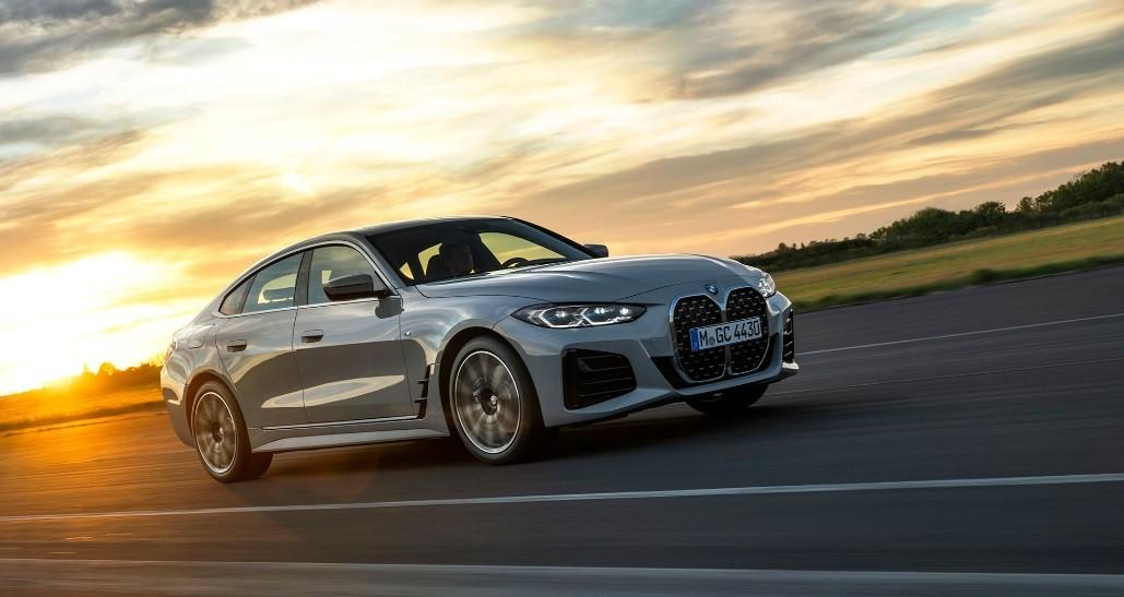 BMW 4-Series Gran Coupe 2022 фото
