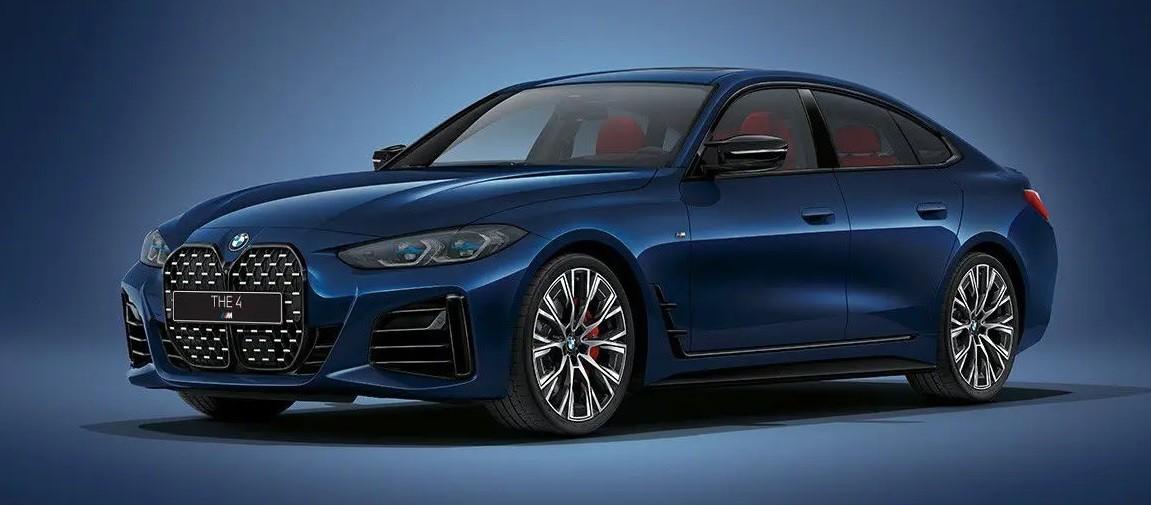 BMW 4-Series Gran Coupe фото
