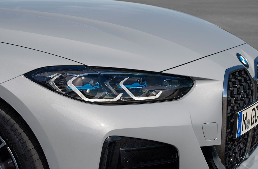 новинка BMW 4-Series Gran Coupe фото