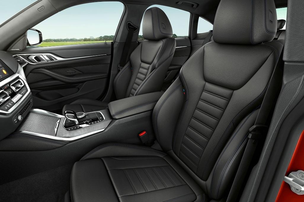 новый БМВ 4 серии гран купе 2022 фото