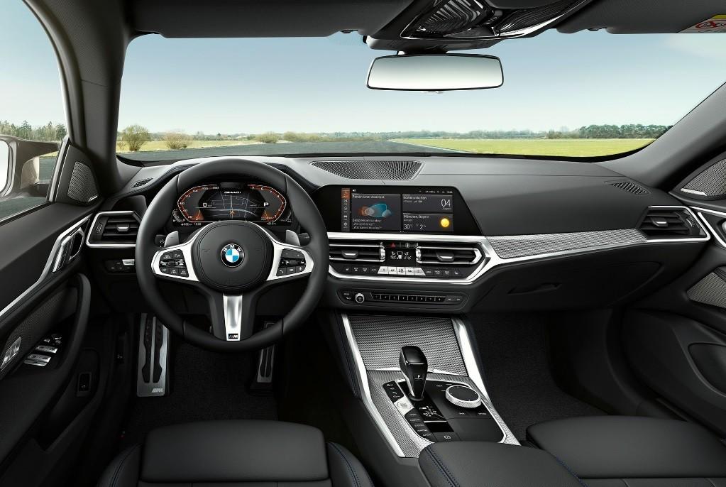 новый БМВ 4 серии гран купе технические характеристики