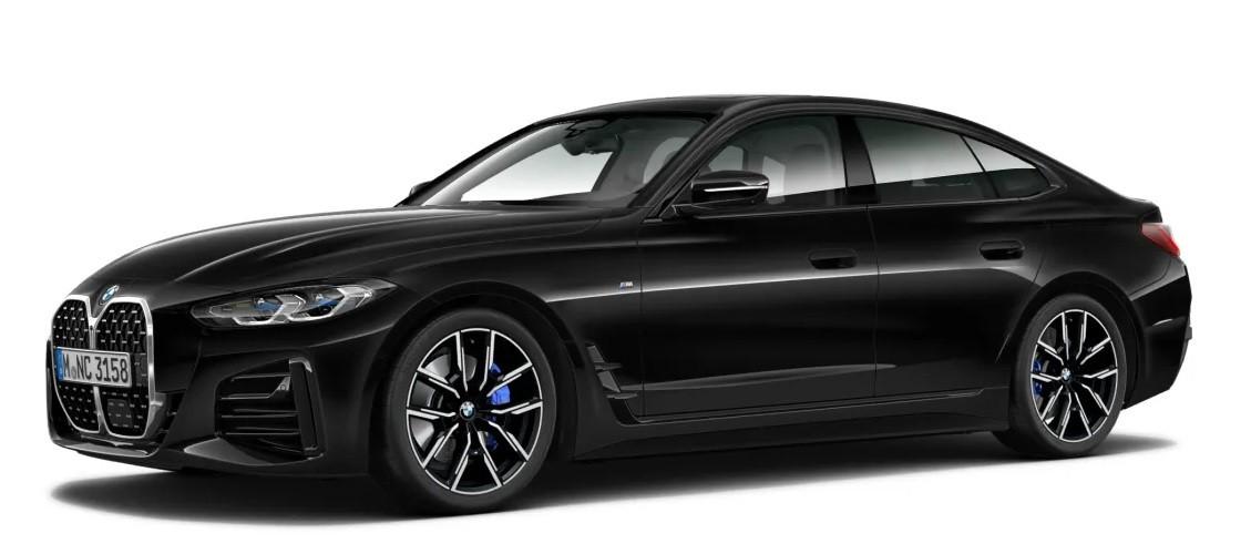 новый БМВ купе 2022 фото