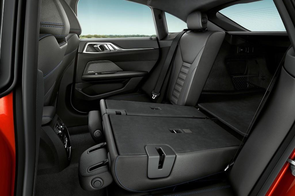 новый BMW 4-Series Gran Coupe 2 поколения технические характеристики