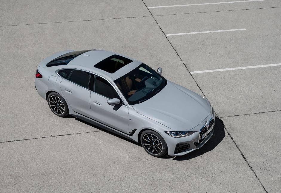 новый BMW 4-Series Gran Coupe 2021 фото