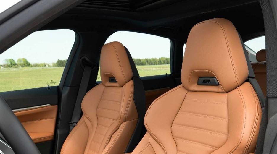 новый BMW 4-Series Gran Coupe 2021 года
