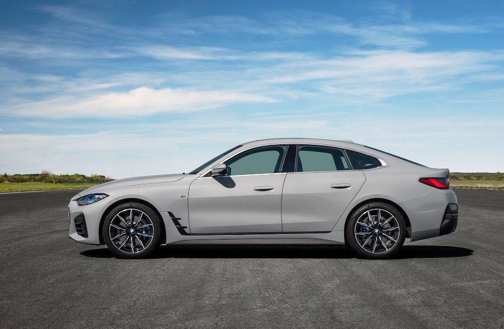 новый BMW 4-Series Gran Coupe 2022 фото