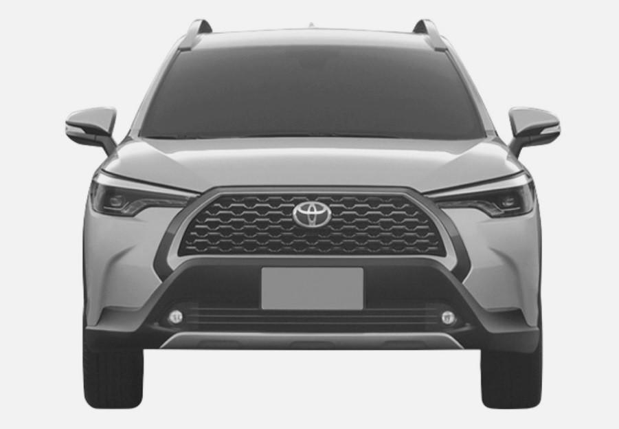 Новый кроссовер Toyota Corolla Cross 2021