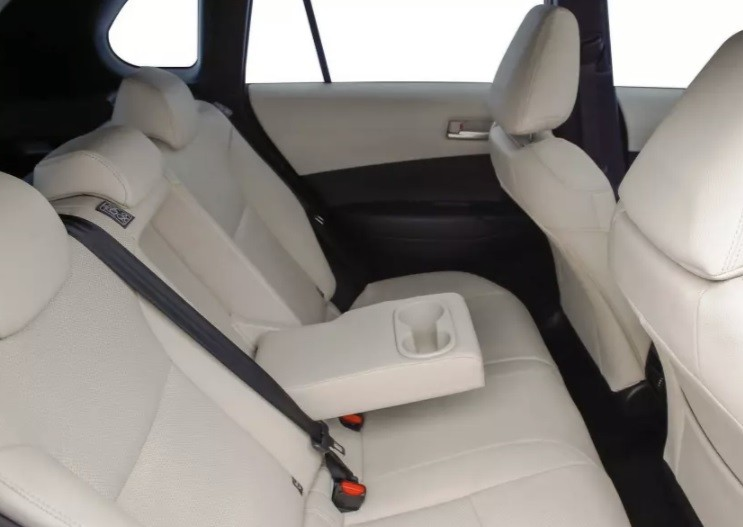 Новый Toyota Corolla Cross 2021