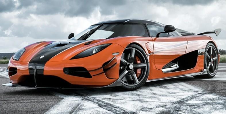 самая быстрая авто Koenigsegg Agera XS в 2021 году