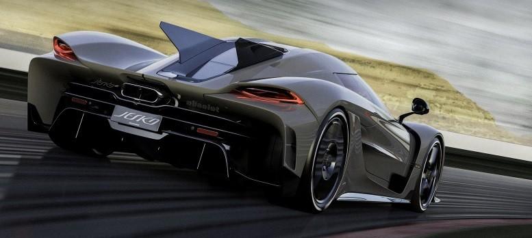 самое быстрое авто Koenigsegg Jesko Absolut в 2021 году