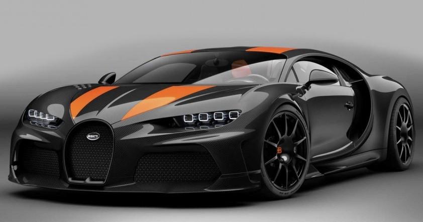 Самый быстрый автомобиль в 2021 году