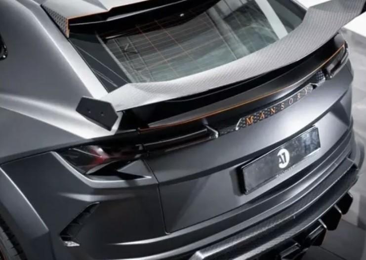 самый дорогой Lamborghini Urus