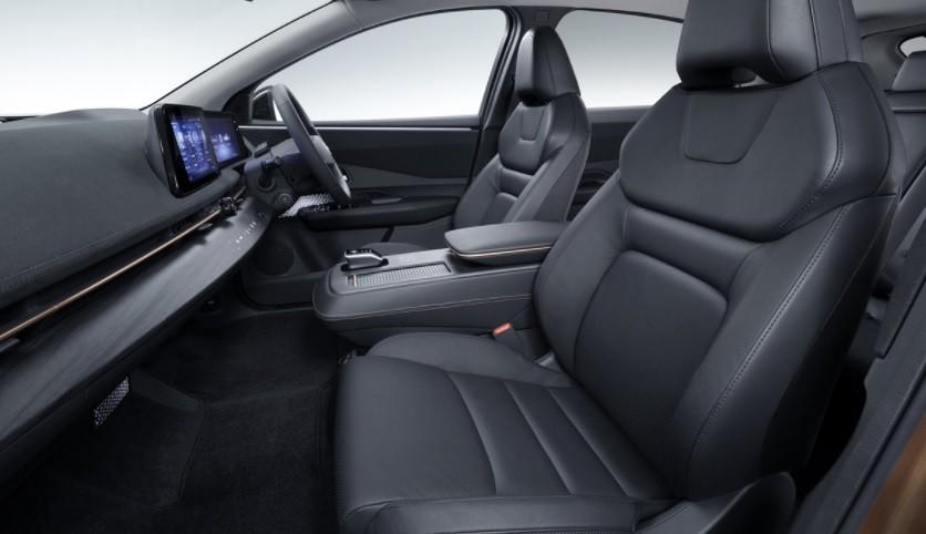 технические характеристики Nissan Ariya