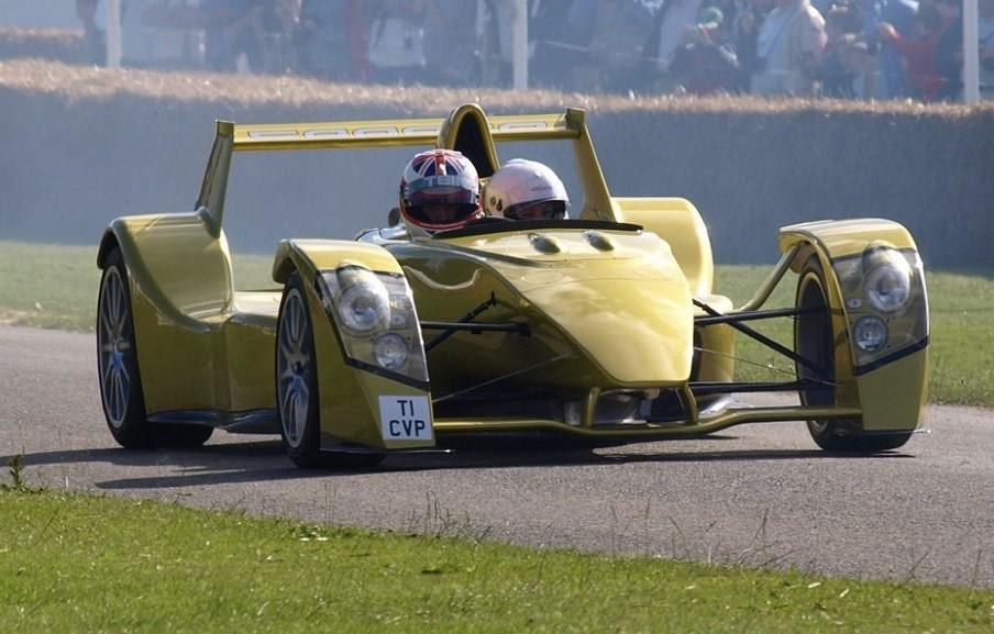 фото самой быстрой Caparo T1