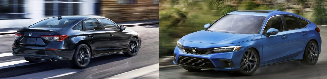 Honda Civic 2021 2022