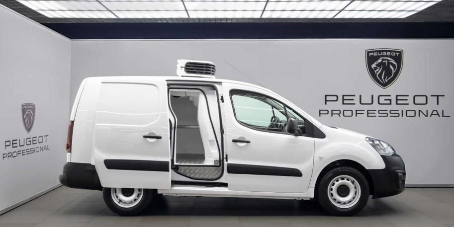 Изометрический фургон Пежо Партнер 2022 цена