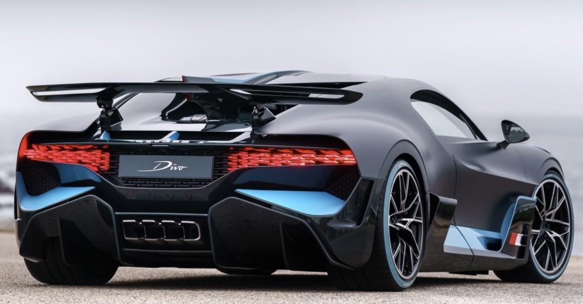 кто быстрее всех разгоняется до 100 км ч Bugatti Divo фото
