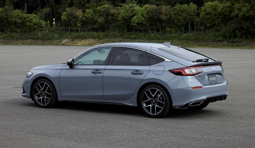 Новая Honda Civic хэтчбек 2021 2022