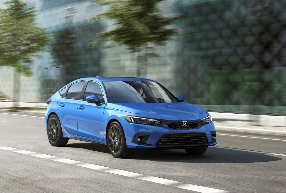 Новая Honda Civic хэтчбек 2022 года