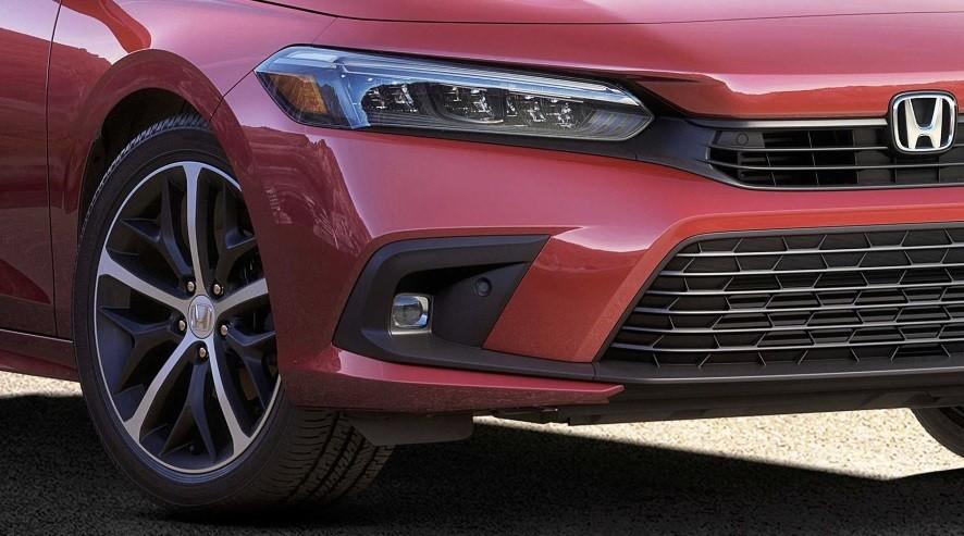 Новая Honda Civic седан 2021-2022