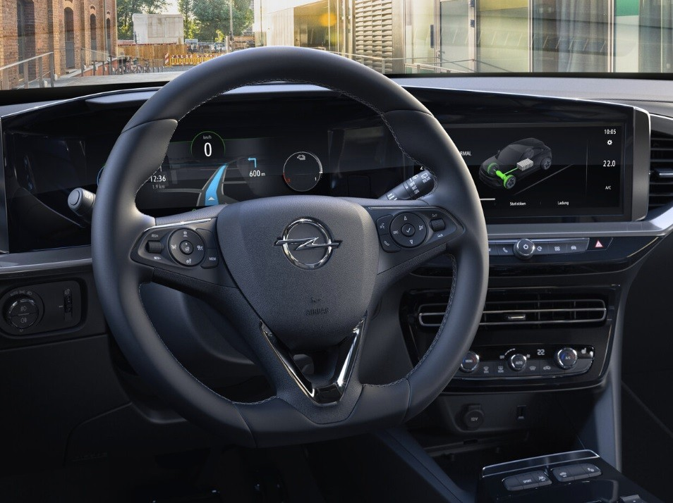 Новая Opel Mokka 2021