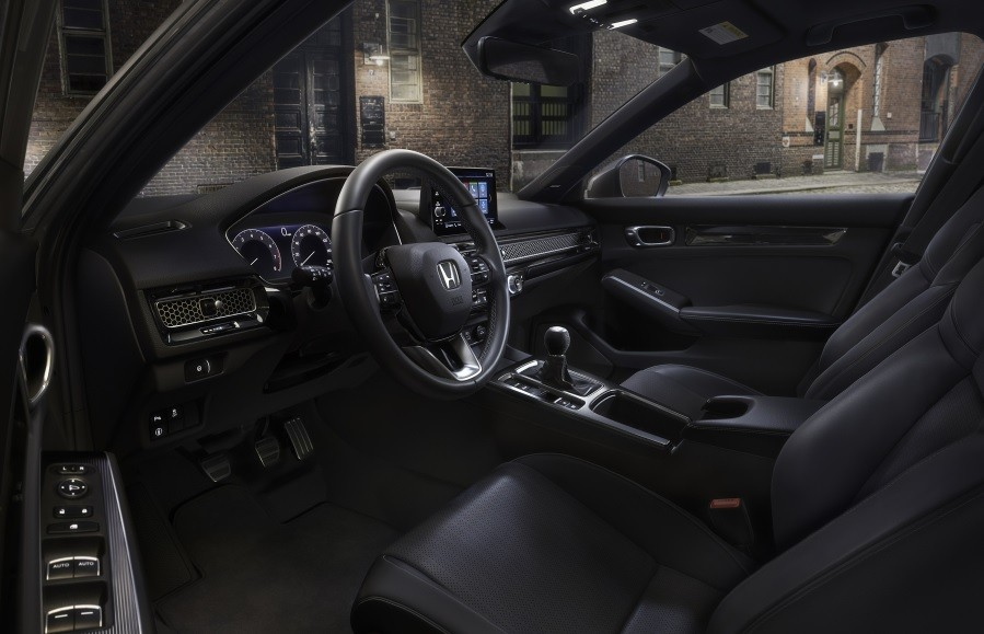 Новый Honda Civic хэтчбек 2021 года