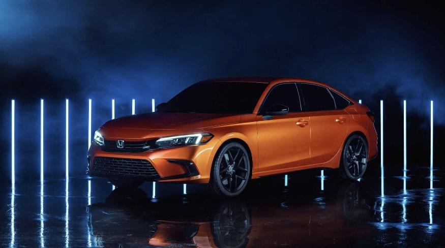 Новый Хонда Цивик 2021-2022