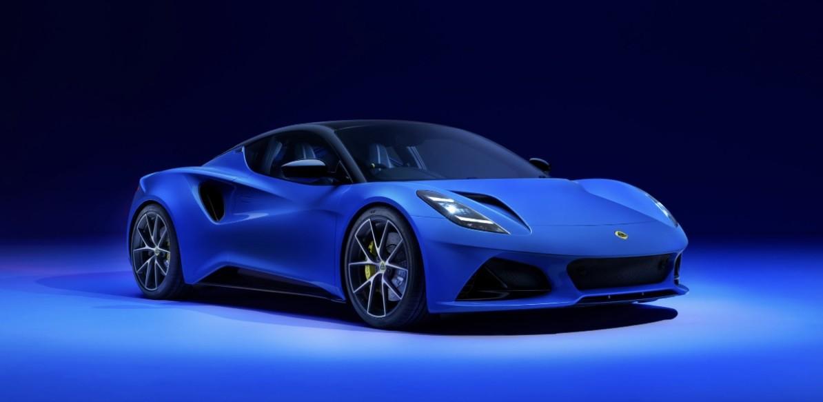 Новый Lotus Emira характеристики
