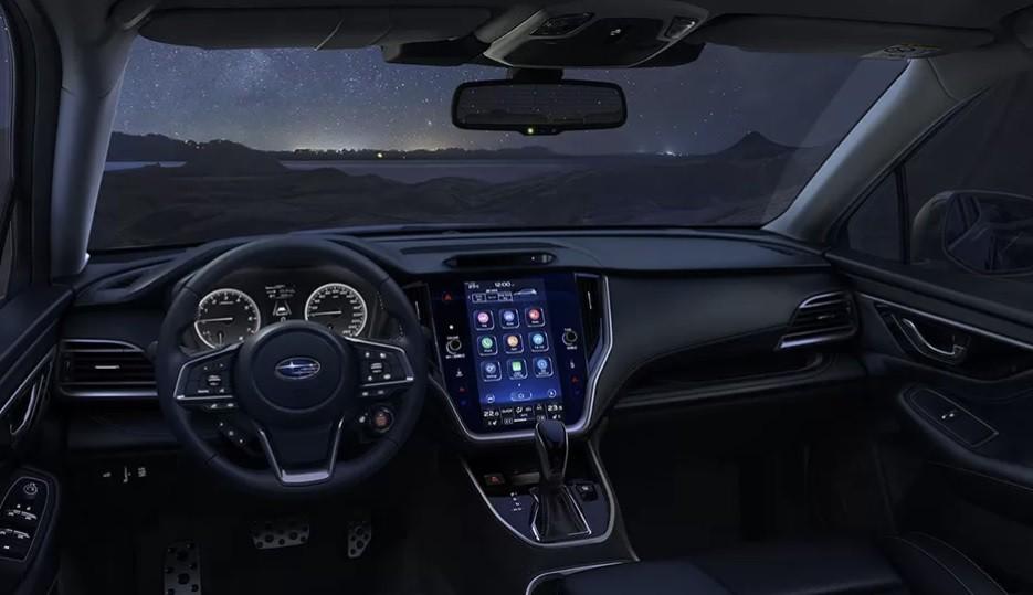 новый Субару Outback 2021 технические характеристики