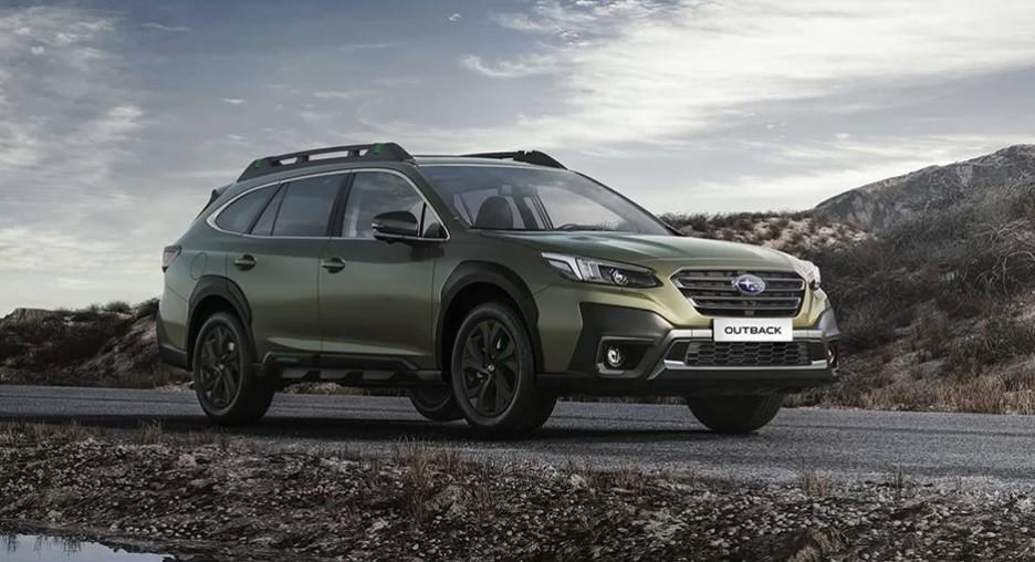 новый Subaru Outback 2022