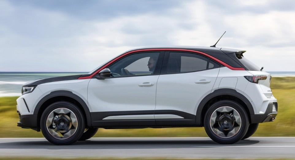 Opel Mokka 2022 фото