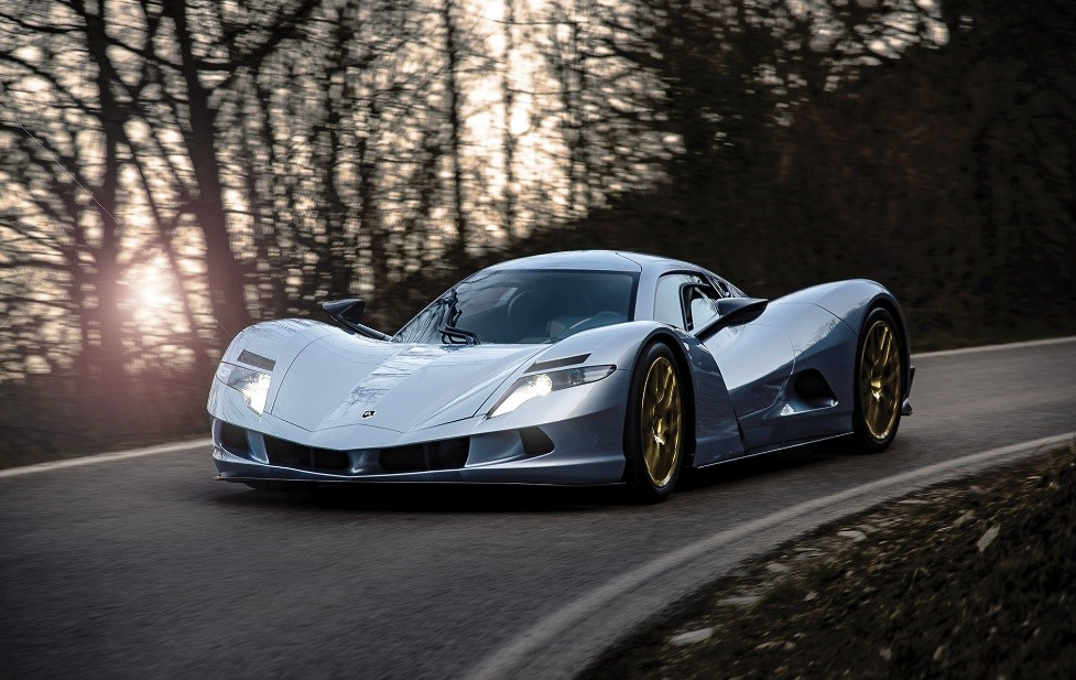 самая быстрая машина до 100