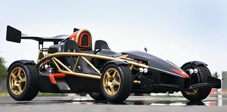 самая мощная машина в мире 2021 Ariel Atom 500 V8