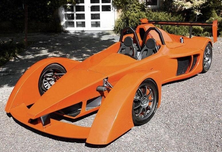 самое быстрое авто Innotech Aspiron RSC 800 2013