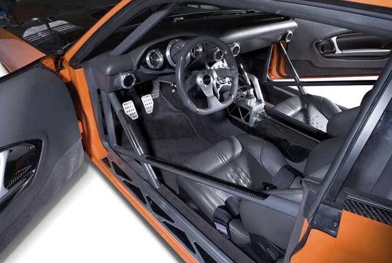 самое быстрое авто Plymouth HEMI Cuda 572 G-Force Custom