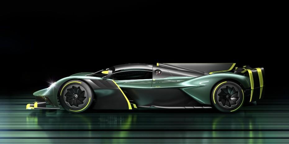 самый быстрый автомобиль 2022 Aston Martin Valkyrie AMR Pro