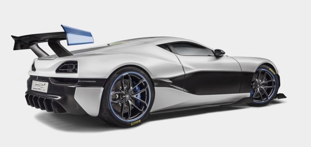 самый быстрый автомобиль Rimac Concept_S фото