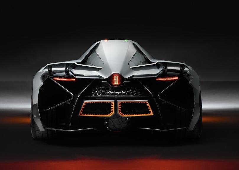 самый быстрый ламборджини 2022 Lamborghini Egoista Concept