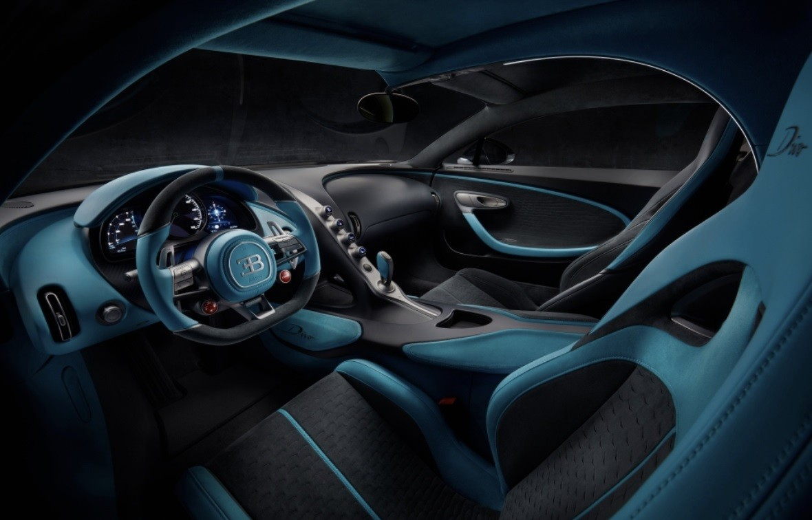 самый быстрый разгон до 100 км ч у Bugatti Divo фото