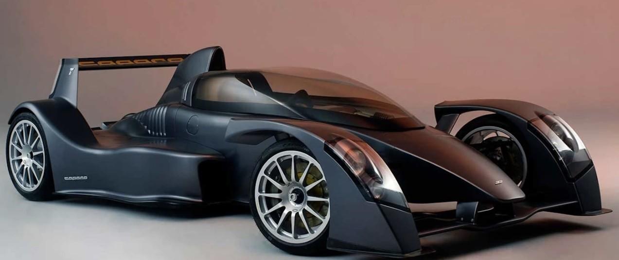 самый быстрый трековый автомобиль Капаро Т1 фото