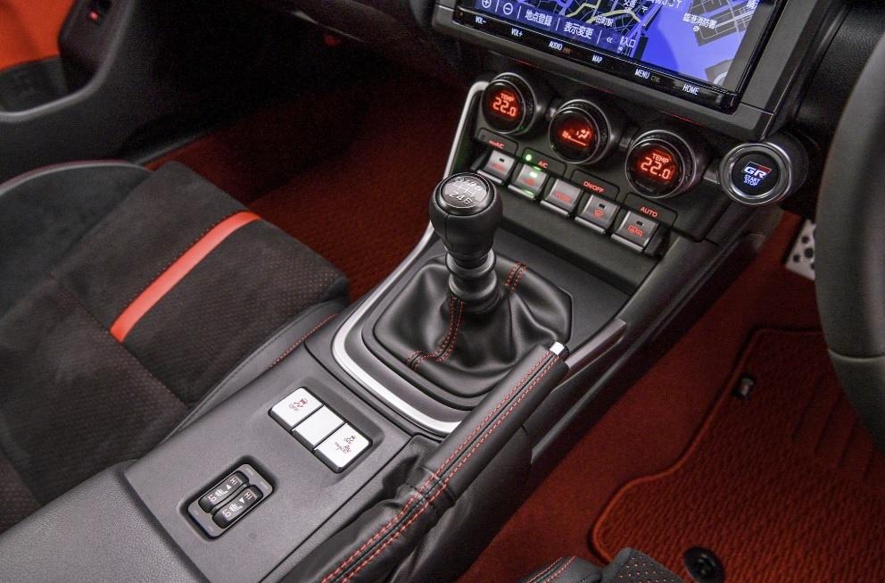 спорткар Toyota GR 86 2021