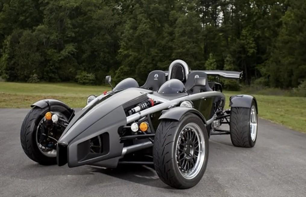 ТОП-30 самых быстрых автомобилей в мире от 0 до 100 км ч Ariel Atom 700 DDMWorks