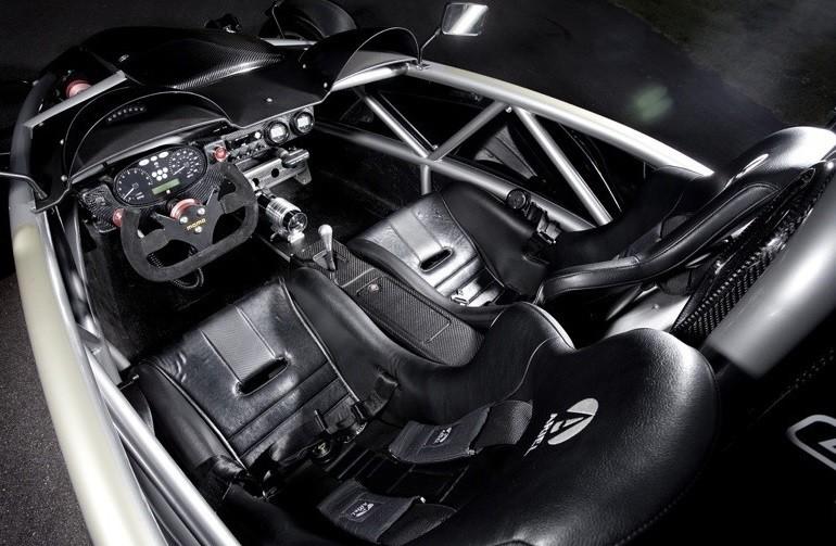 ТОП-30 самых быстрых машин в мире Ariel Atom 700 DDMWorks