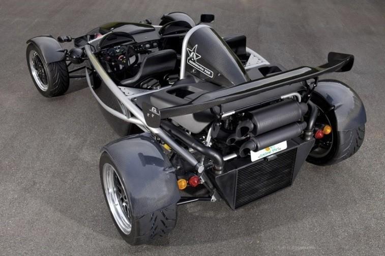 ТОП-30 самых быстрых машин в мире Ариэль Атом 700