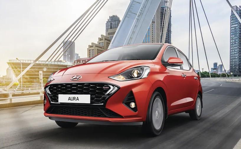 Hyundai Aura 2021