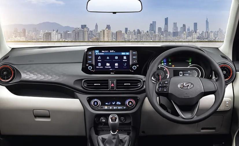Комплектация Hyundai Aura E